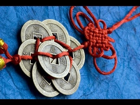 Using Chinese Coins to Attract Money Energy