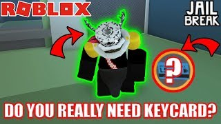 Are Keycards Useless Now??? | Roblox Jailbreak