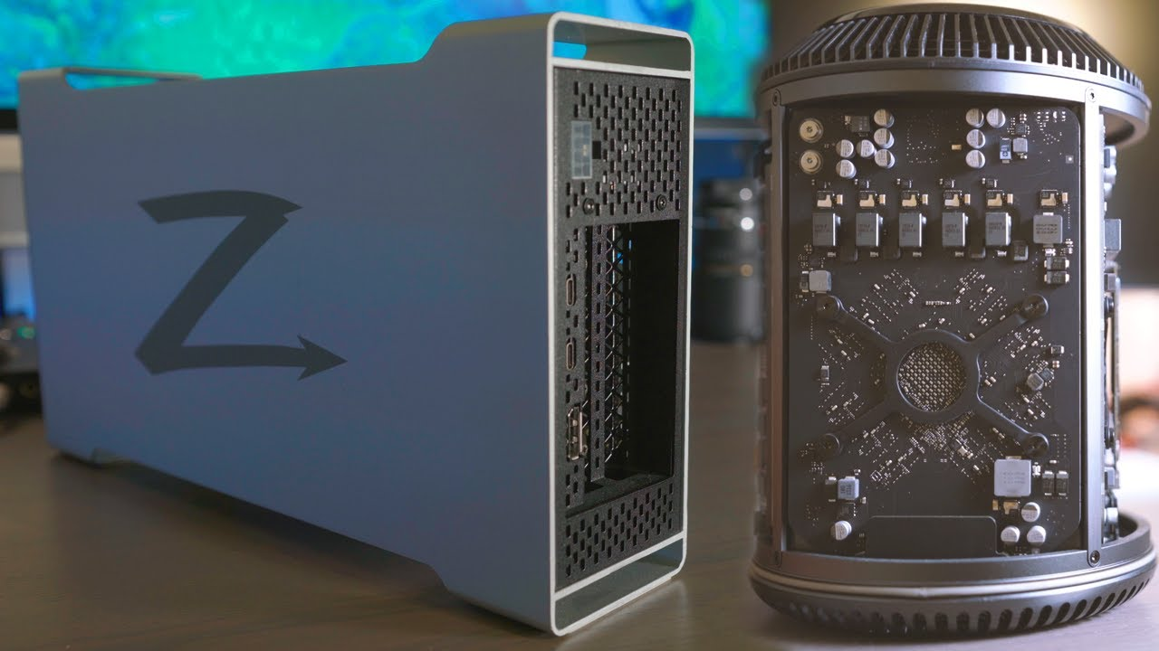 BizonBox 3 - Is It The Best eGPU for Mac?