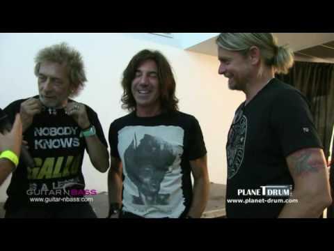 Stef Burns, Claudio Golinelli, Will Hunt - Vasco Rossi Live Kom 016