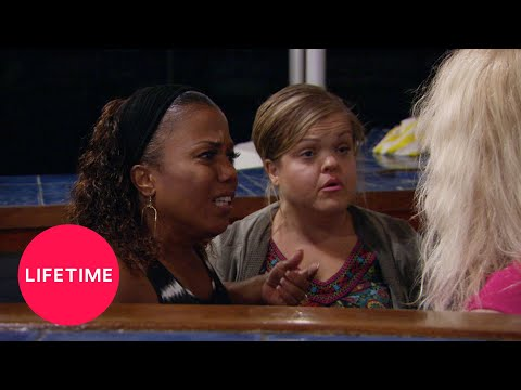 Couples Retreat: Lila and Tonya Fight Over Drinking (S6, E23) | Little Women: LA | Lifetime