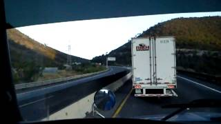 Autopista La Carbonera a Los Chorros. Video inédito