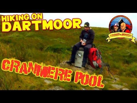 The Cranmere Pool Debacle!! Hiking on Dartmoor - Full Video.