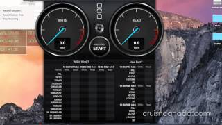 Kingston DataTraveler SE9 G2 Speed Test