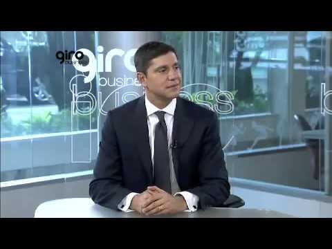 Giro Business com Ricardo Nunes - Sócio e vice  presidente Máquina de Vendas - coluna 1