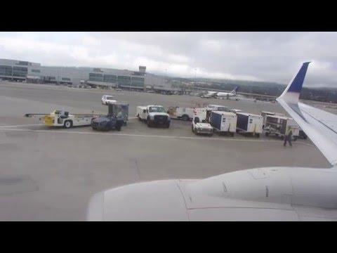 United Airlines Economy Plus | Boeing 757-300 | San Francisco (SFO) to Kona (KOA)