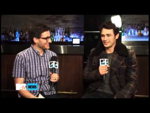 Spunk Ransom com James Franco on Working and Meeting Rob