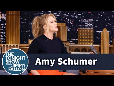 Amy Schumer Rejects Glamour's Plus-Size Label