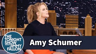 Amy Schumer Rejects Glamour's Plus-Size Label thumbnail