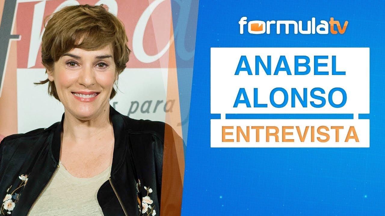 """Anabel Alonso Tetas anabel alonso ('amar es para siempre'): """"vine para una temporada y ya llevo  tres"""""""