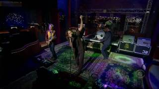[HD] Pearl Jam Life Wasted (late show with david letterman)