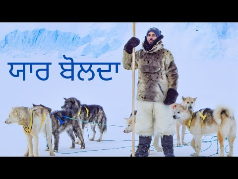 A Punjabi in Greenland - Yaar Bolda - Dog Sled - Game of Thrones