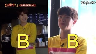 Eng Sub 170105 Journey To The West 2.5 Part 3: English Test For Jaehyun, Jiwon And Kyuhyun!