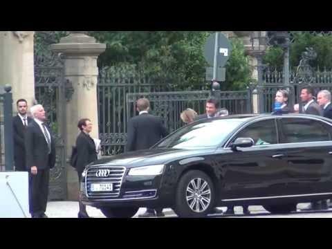 Thomas de Maizière bei Bilderberg angekommen