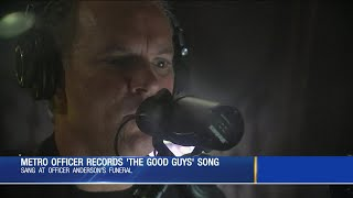 Gambar cover Metro officer records 'The Good Guys' song