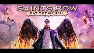 Saints Row Gat out of Hell Gameplay (PC HD)