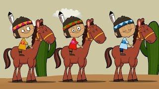 10 kicsi indián