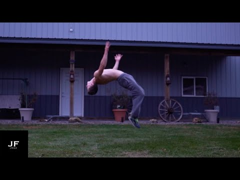 Roundoff Backflip Progression - 2 Days