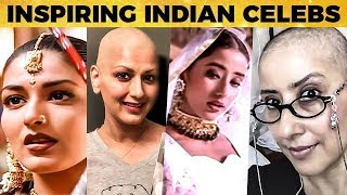 Top Celebrities who fought Against Cancer | Inspiring Video