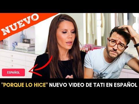 NUEVO VIDEO DE TATI EN ESPAÑOL: PORQUE LO HICE (JAMES CHARLES) thumbnail