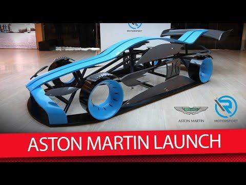 DTM 2019: Aston Martin greift an! (VLOG)
