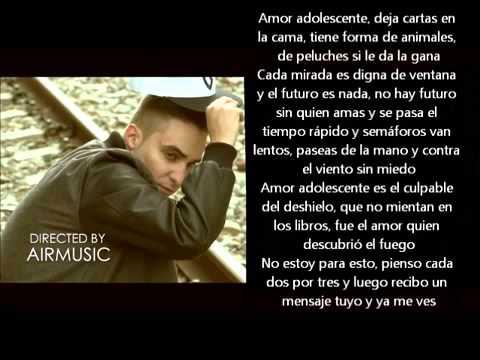 Ambkor Ft Kelly Gimeno Amor Adolescente Con Letra Instrumental En
