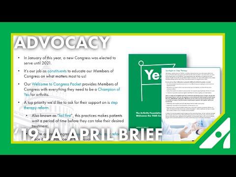 April 2019 Junior Ambassador Briefing