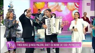 Teo Show(25.12.2020) - Theo Rose, Nicu Paleru, Teo, What's Up si Bursucu, show de senzatie!