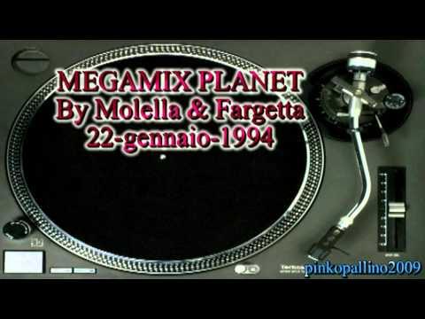 Megamix Molella & Fargetta 22-gennaio-1994