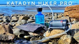 Katadyn Hiker Pro Filter | Review