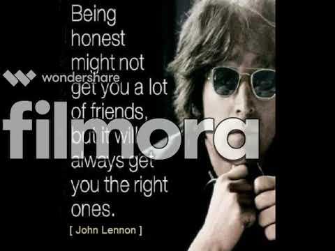 IMAGINE  By John Lennon Indonesia Echoing --  Salam World Of Peace Forever !