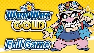 WarioWare Gold | Story Mode - Full Game - ( Nintendo 3DS Gameplay )