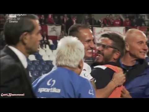 Calcio: Reggiana - Vicenza 1 - 0   (09/10/2017)