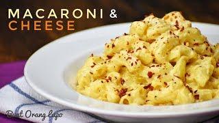 Macaroni & Cheese | Keju & Makaroni
