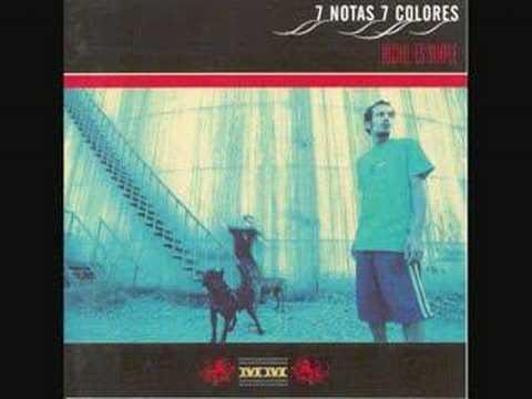 7 Notas 7 Colores - 13 Con esos ojitos (Original)