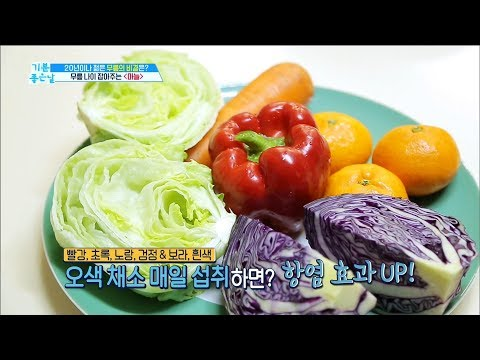 [HEALTH] What is the identity of health food that keeps knee healthy,기분 좋은 날20190313