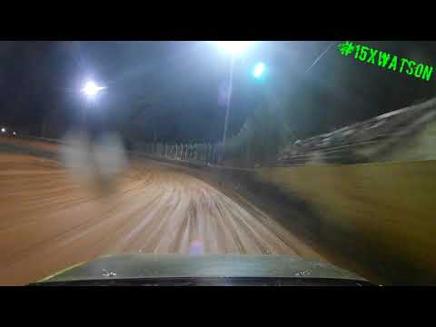 Harris Speedway FWD 4 Heat Race #2 8-19-17