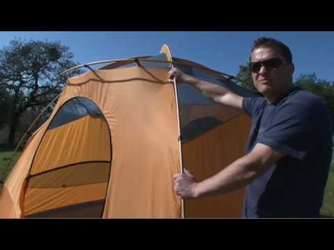 Marmot Halo 6 Person Tent - Awesome Base C& and Family C&ing Tent  sc 1 st  YouTube & Marmot Halo 6 Person Tent - Awesome Base Camp and Family Camping ...