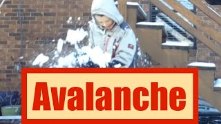 Snowball Avalanche  [After Effects CC] thumbnail