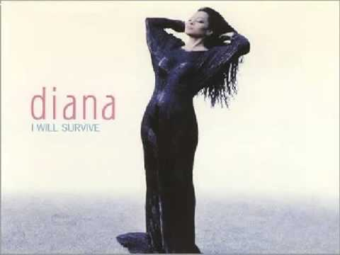 Diana Ross ~ I Will Survive Motiv 8 Radio Edit 19961