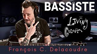 Bassiste Magazine #94 - Back in the 90's - Living Colour (par François C. Delacoudre)