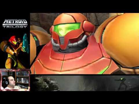 Let's Play: Metroid Prime Trilogy (Veteran) MP1 - Episode 04