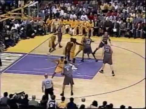 2002 NBA Finals: Nets at Lakers, Gm 1 part 2/13