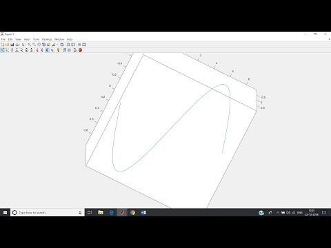How to visualize a graph in better way using CAMERA TOOLBAR in MATLAB
