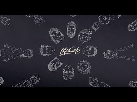 McCafe for every moment...