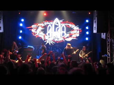 At the Gates - Captor of Sin - live in Moscow 27.10.2013