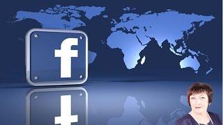 Как оформить профиль Facebook!