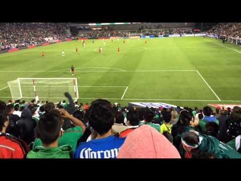 Mexico vs Bolivia en Commerce City Colorado
