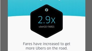 WARNING: Uber is OFFICIALLY Stealing YOUR Surge (Proof Included)!!!