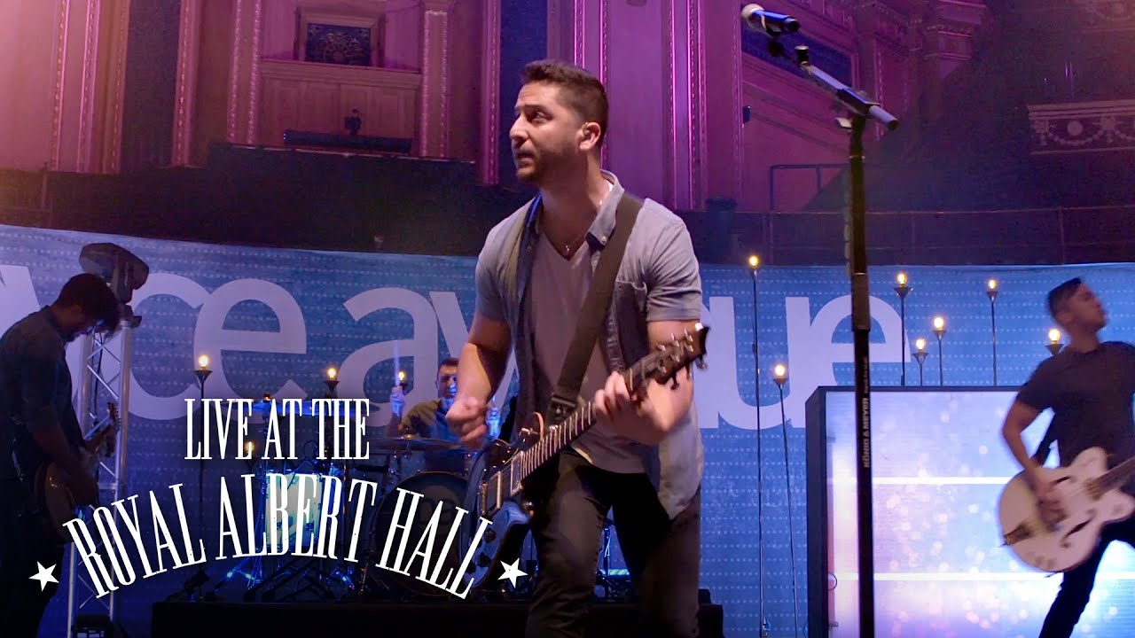 Boyce Avenue - Dream On (Live At The Royal Albert Hall)(Cover)